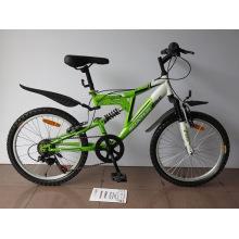 """Bicicleta de montaña con estructura de acero de 20 """"(2003)"""