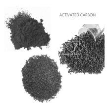 Активированный уголь, адсорбент индона, 1100 мг / г в экстракте золота