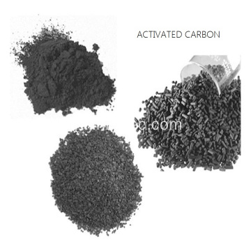 Activated Carbon Indone Adsorb 1100mg / g ใน Gold Extracion
