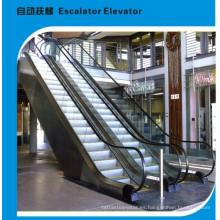 Escaleras mecánicas automáticas para pasajeros interiores con arranque y parada automática Vvvf