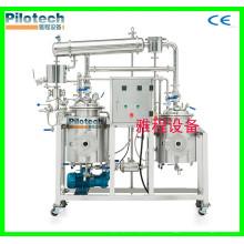 Extrator de circuito fechado de erva chinesa de 9000W para óleo