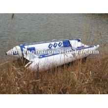 High-Speed-Katamaran Schlauchboot G450 racing