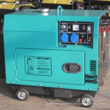 Stainless Steel waveform diesel silent generator price in india