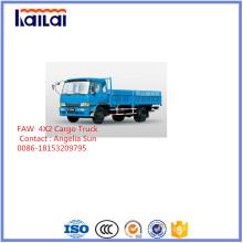 Camión volquete de FAW 6 cúbicos para la venta caliente del mercado filipino