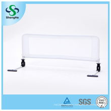 White Safety Baby Bed Fence