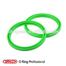 High technology green colored rubber o rings