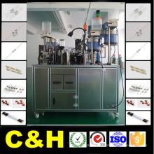 1,8 Kw Стеклянная трубка / керамический предохранитель для труб Автоматическая / автоматическая сварка / сварочный аппарат