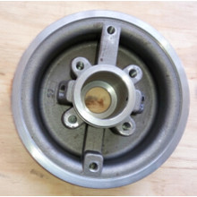 Couvercle / garniture de pompe ANSI Durco Mark 3 fabriqué par coulée de cire perdue
