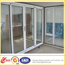Porta do PVC / porta de deslizamento do PVC / porta do perfil do PVC / porta do perfil de UPVC