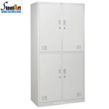 Hot sale metal four door office almirah design made in luoyang