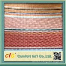 tela para hacia fuera sillas de puerta a prueba de tela fuerte prueba de agua y firmeza de color del agua