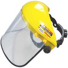 Trabalhador manual segurança capacete rosto escudo protetor rosto escudo de solda