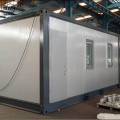 40 foot refrigerated container foldable container house prefabricated sandwich panel warehouse