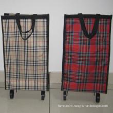 High quality shopping trolley bag