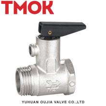 brass nickle plating safety valve