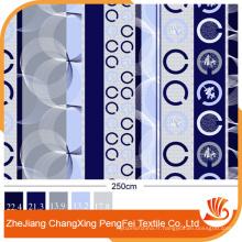 90gsm Imprimé 100% Polyester 288F Tissu Brossé / Peach Skin