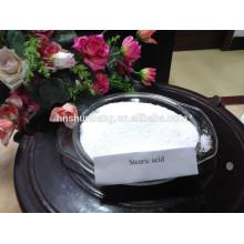 трубы ПВХ лубрикант / смазка для пластика / стеариновая кислота поставщик Китая самый лучший тройной цене пресс-стеариновая кислота