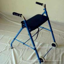 """Roller mit Fold Up und abnehmbare herausnehmbare 8 """"Räder, gepolsterter Sitz"""