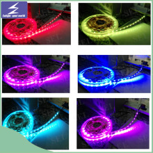 High Quanlity Colorful Flexible LED Strip Light pour Décoration