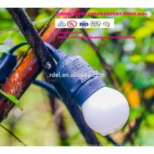 Lumières commerciales extérieures de SL-1012 édition vintage avec des ampoules nostalgiques d'Edison