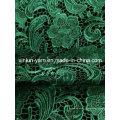 Tissu de dentelle de nappe pour la nappe / robe de mariage