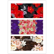 Good Quality 100% Polyester Printed Fabric