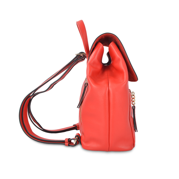 Backpack High Quality Leather Backpacks for Teenage Girls