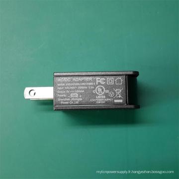 USB Plug 5V1a USB Mobile Phone Charger