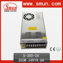 Fonte de alimentação de 350W 24V 14.6A 220VAC a 24VDC