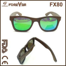 2016 New Style of High Quality Polarized Wooden Sunglasses