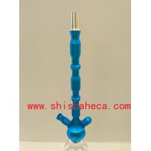Narguilé en gros multicolore en aluminium Narguilé Pipe Shisha Narguilé