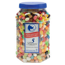 Starburst Yummy Pectin healthy HEMPinfused Jelly beans 180gummies per bottle 5mixed assorted flavors