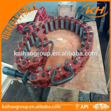 """API Type MP-L 18 1/8"""" - 19 3/8"""" Casing Pipe Safety Clamp"""