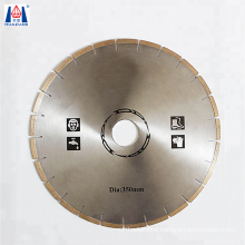 14 inch Diamond Segment Cutting Blades Silent Cutter Blade for Marble No Noise