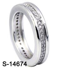 Venta al por mayor del anillo de la joyería del nuevo diseño 2016 (S-14674)