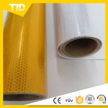PVC transparent bannière R3fléchissante 500g 500 d * 500D