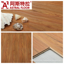 AC3/AC4 Waterproof (U-groove) Wave Embossed Surface Oak Laminate Flooring (AB9960)