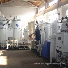 Compact Space-saving Nitrogen Purification Plant