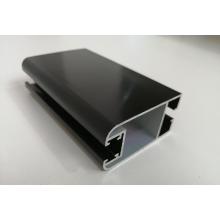 6063 T5 black anodized Aluminum Profiles