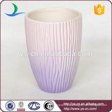 YSb40014-01-t Venta caliente yongsheng vaso de accesorios de baño de cerámica