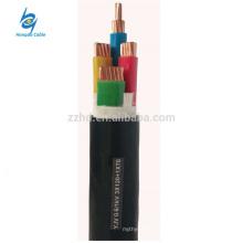Cable aislado con aislamiento de PVC