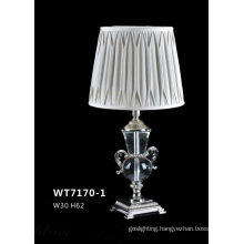 Hotel Elegantly Decorated Crystal Table Lamp (WT7170-1)