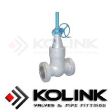Válvula de pressão de vedação de pressão alta pressão