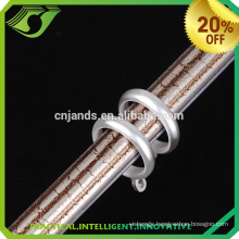 DP0030 Fashion design aluminium curtain rod finial curtain rod pole