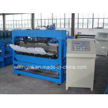 Máquina engarzadora Maquinaria para fabricación de metal horizontal