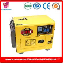 3kw Silent Design Diesel Generator for Home & Power Supply