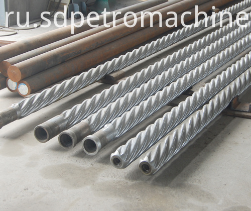 Downhole Motor Rotor Machining