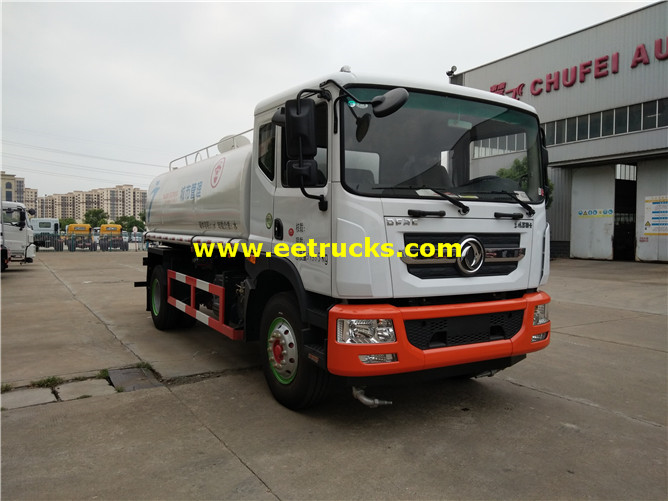 Dongfeng Street Water Tanker Vehicles