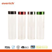 2015 High Borosilicate Glass Water Bottles Wholesale
