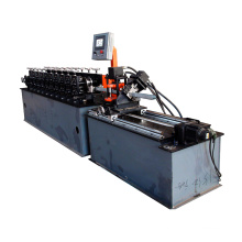 High speed cd ud profile machine price of steel frame roll forming machine